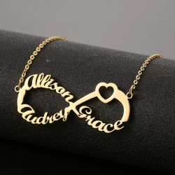 Name necklace for the...
