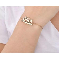 Bracelet personnalisé...