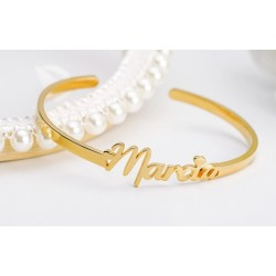 Bracelet prénom simple chic...