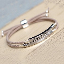 Bracelet to engrave with...