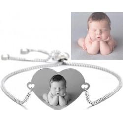 Bracelet personnalisé photo...