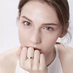 Regalo elegante anillo...