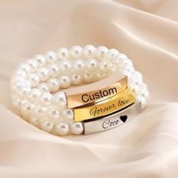 Elegante braccialetto di...