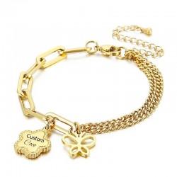 Bracelet Femme gravé...
