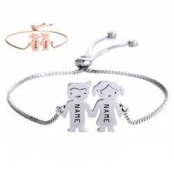 Bracelet famille cadeaux...