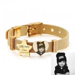Bracelet femme girly et...