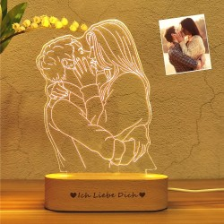 Personalized 3D Night Lamp...